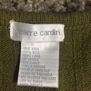 Pierre Cardin Other - Pierre Cardin Wool Vest
